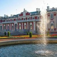 Дворец и парк - КАДРИОРГ
