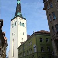 Церковь Олевисте.
