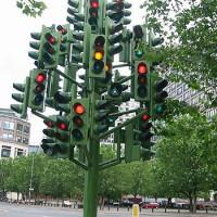 Сигналы регулирования движения
